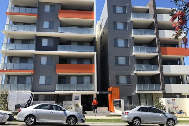 Picture of 207/18 Leonard St, BANKSTOWN NSW 2200