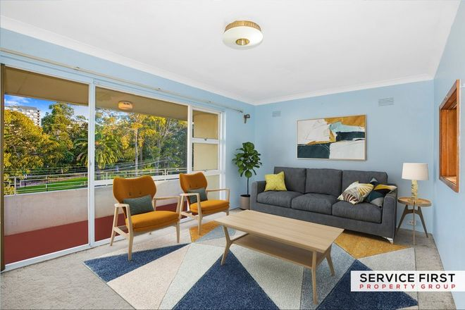 Picture of 31/3-13 Comer Street, BURWOOD NSW 2134