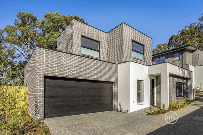 Picture of 2/84 Karingal Drive, ELTHAM VIC 3095