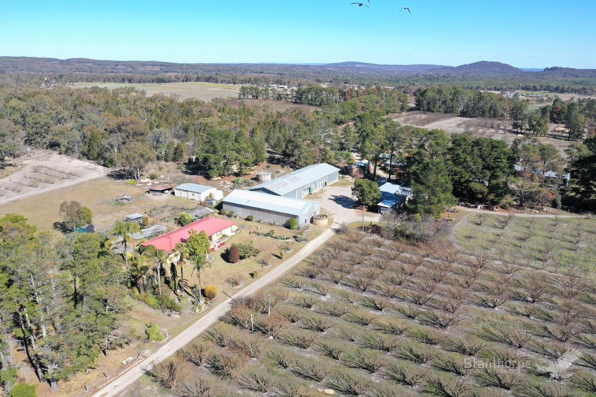 225 Quirks Road, Amiens QLD 4380, Image 0