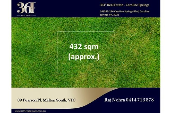 Picture of 9 Pearson Place, MELTON SOUTH VIC 3338