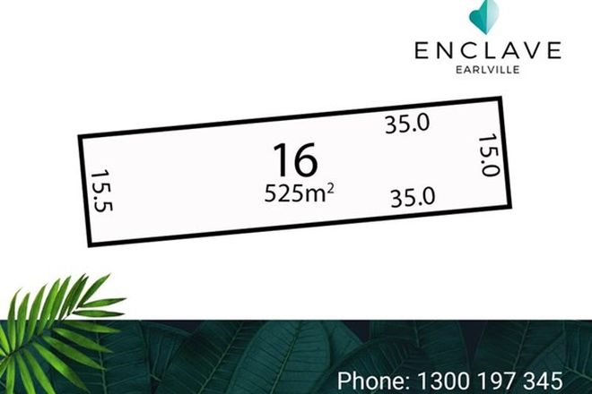 Picture of Lot/16 Enclave Bend, EARLVILLE QLD 4870