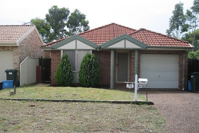 Picture of 32 Banyule Court, WATTLE GROVE NSW 2173