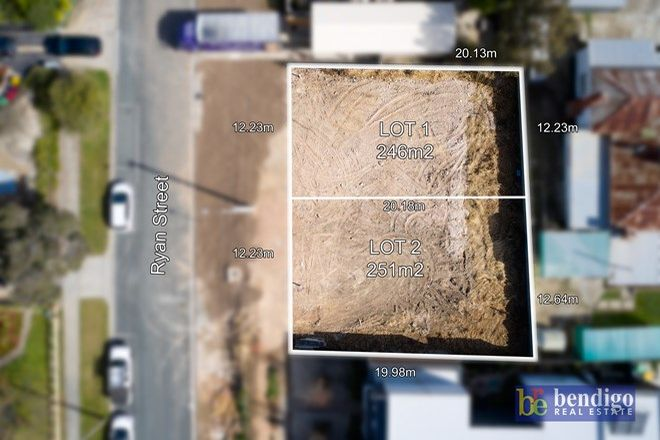 Picture of 1 and 2/1 Ryan Street, NORTH BENDIGO VIC 3550
