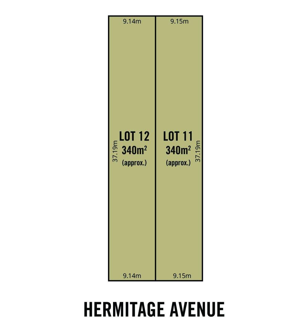 Lot 12/13 Hermitage Avenue, Morphett Vale SA 5162, Image 0
