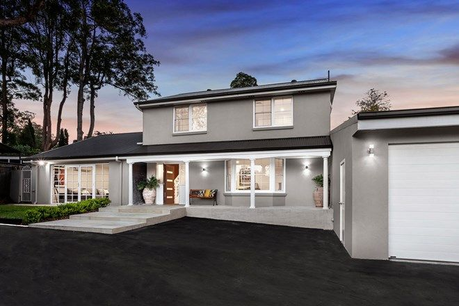 Picture of 51 Bingara Road, BEECROFT NSW 2119