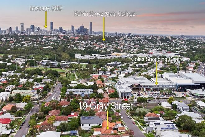 Picture of 19 Gray Street, NEWMARKET QLD 4051