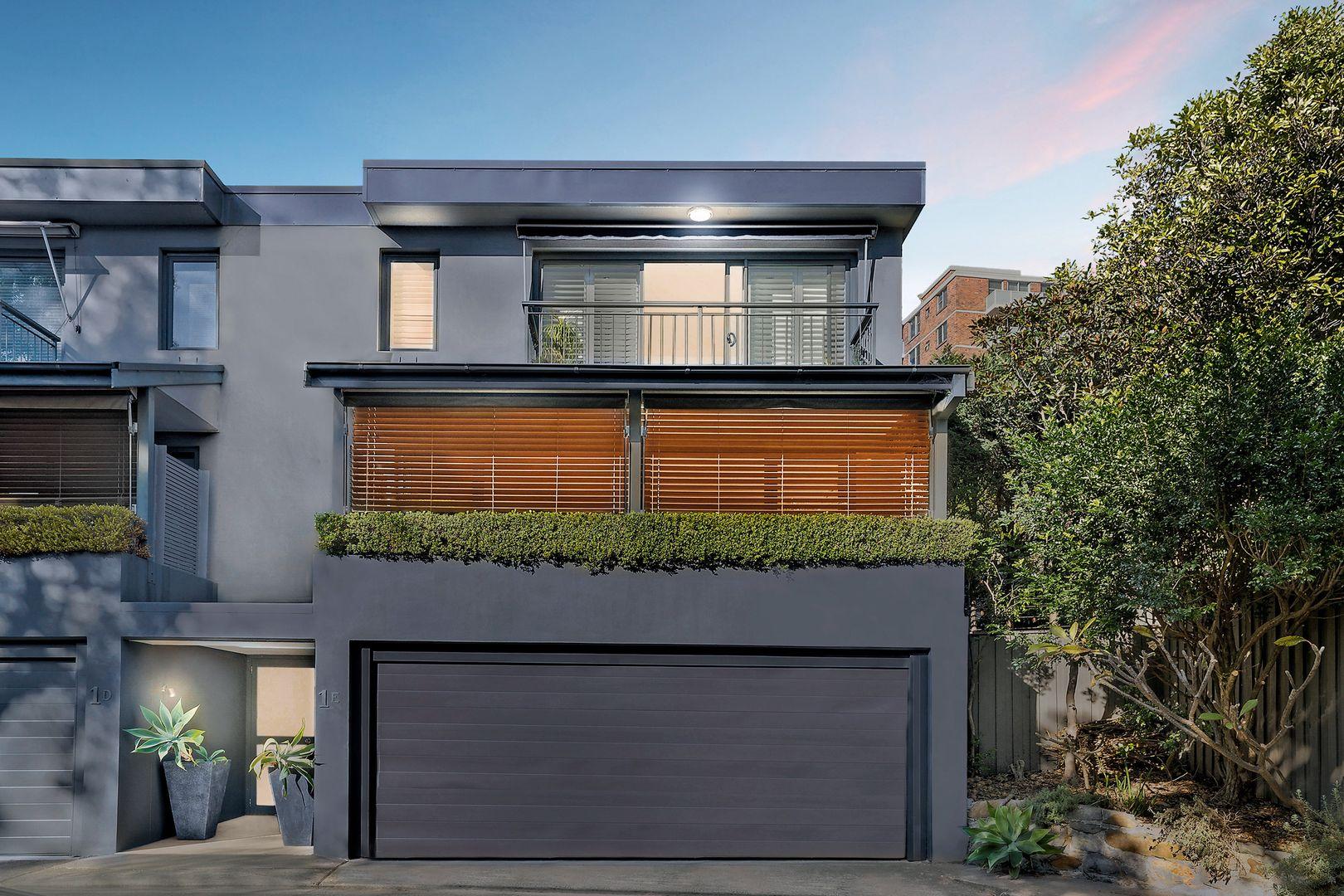 3 bedrooms House in 1e Badham Avenue MOSMAN NSW, 2088