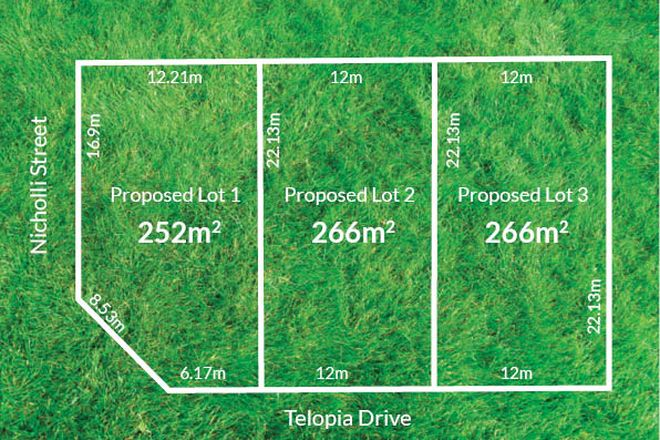 Picture of Lot 3, 11 Nicholli Street, DUNCRAIG WA 6023