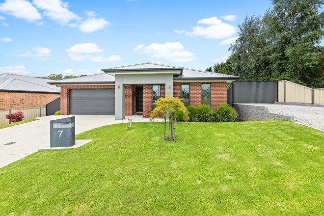 Picture of 7 MINERAL COURT, DROUIN VIC 3818
