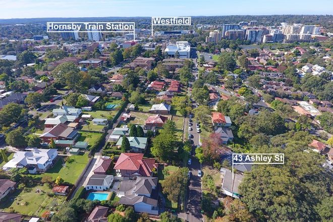 Picture of 43 Ashley Street, HORNSBY NSW 2077