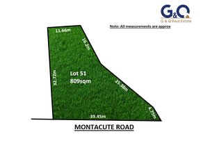 Picture of Lot 51 (132) Montacute Road, Hectorville SA 5073