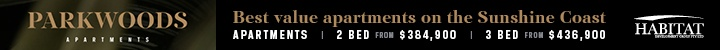 Branding for Parkwoods Apartments
