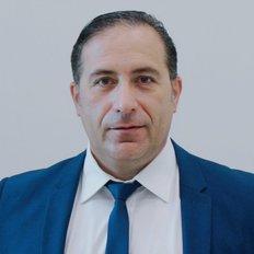 Jim Triantos, Sales representative