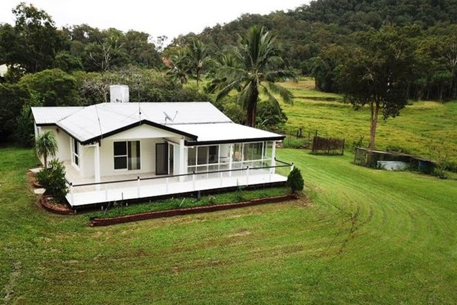 Picture of 1316 Hawkins Creek Road, HAWKINS CREEK QLD 4850