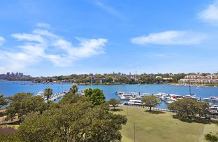 Picture of 606/1 Roseby Street, Drummoyne NSW 2047