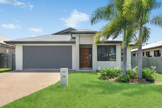 Picture of 13 Barra Court, MOUNT LOUISA QLD 4814