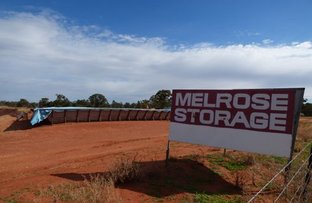Picture of 'Melrose Storage' Henry Parkes Way, Condobolin NSW 2877