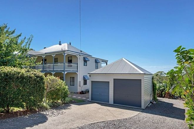 Picture of 6 Ocean View Road, MOUNT MELLUM QLD 4550