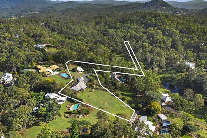 Picture of 232 Pullenvale Road, PULLENVALE QLD 4069