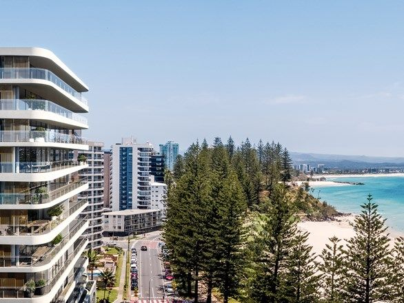 Picture of 502/1 Petrie Street, Rainbow Bay