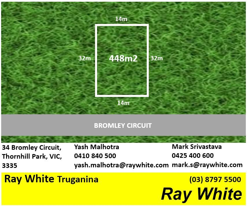 34 Bromley Circuit, Thornhill Park VIC 3335, Image 0
