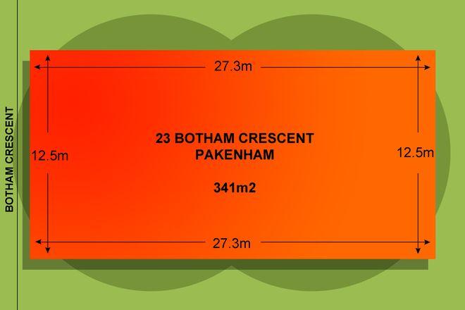 23 Botham Crescent, PAKENHAM VIC 3810