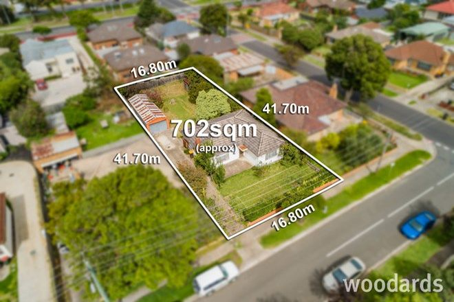 Picture of 4 Black Street, OAKLEIGH EAST VIC 3166