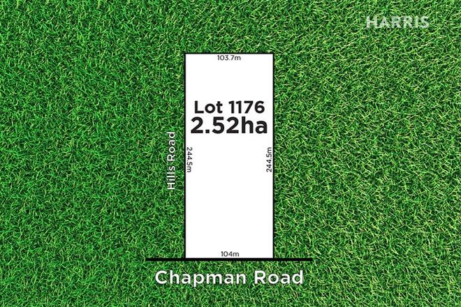 Picture of Lot 1176 Chapman Road, NORTH MOONTA SA 5558