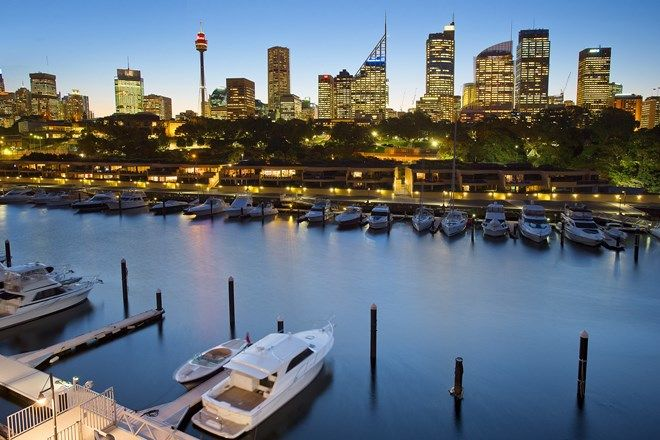 Picture of 511/6 Cowper Wharf Roadway, WOOLLOOMOOLOO NSW 2011