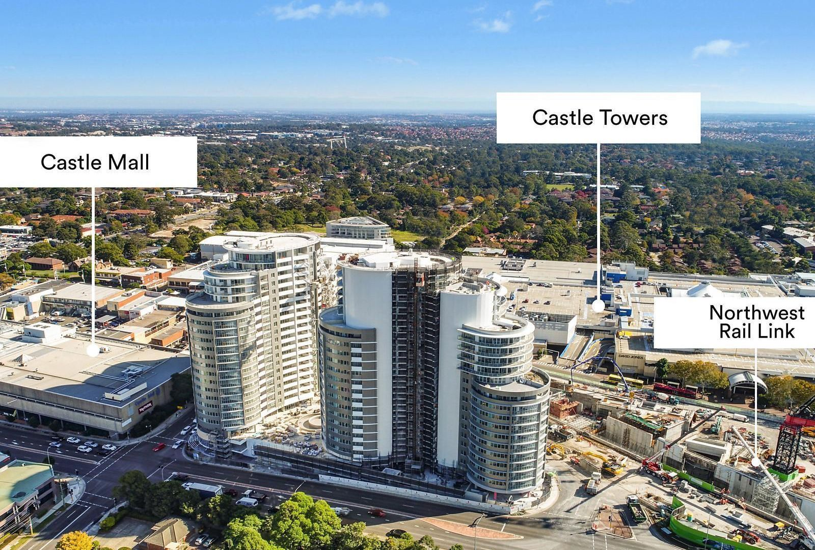 A1902/299 Old Northern Road, Castle Hill NSW 2154, Image 2