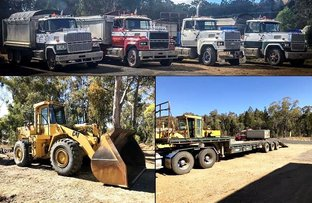 Picture of PJ Johnson Transport Clearing Sale, Moree NSW 2400