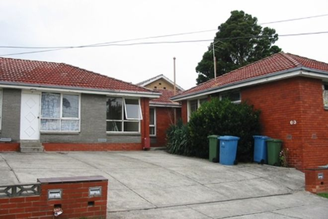 Picture of 3/63 St Johns Avenue, SPRINGVALE VIC 3171
