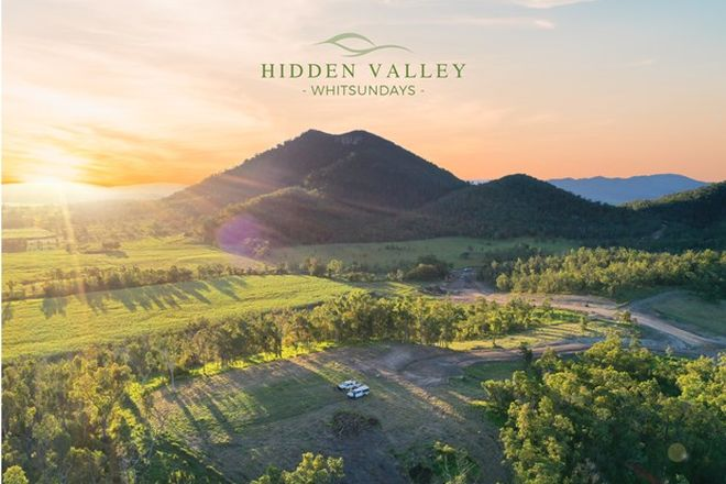 Picture of Hidden Valley Rifle Range Road, MOUNT MARLOW QLD 4800