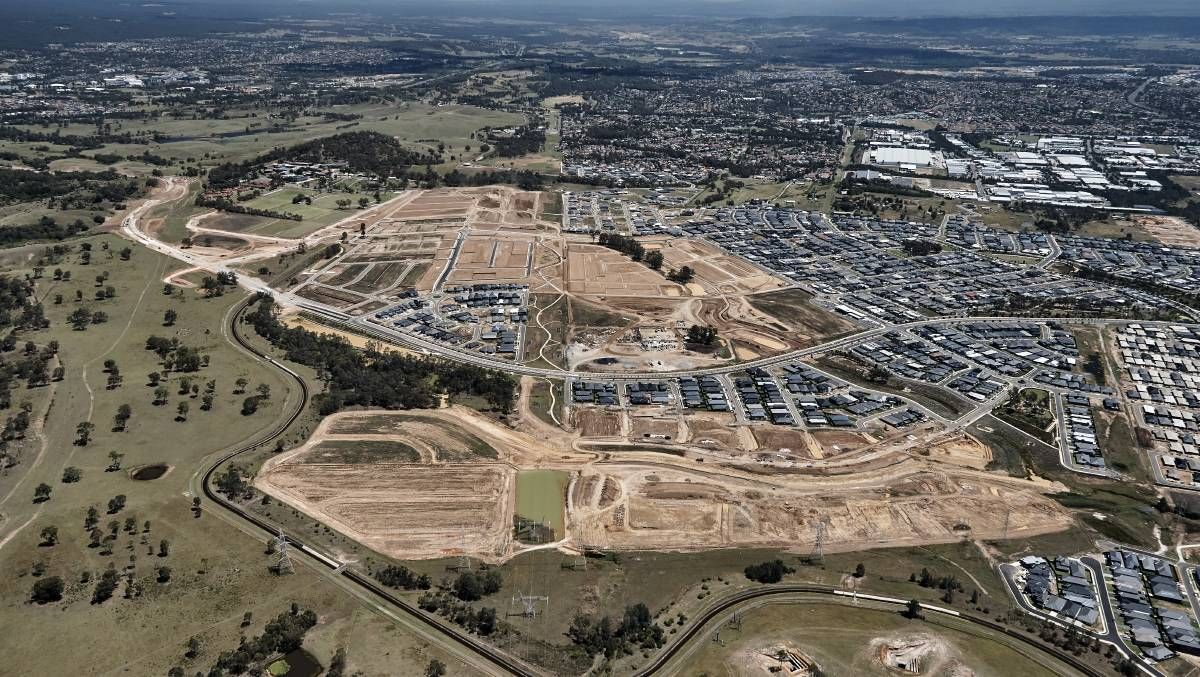 Lot 1517, Gregory Hills NSW 2557, Image 1
