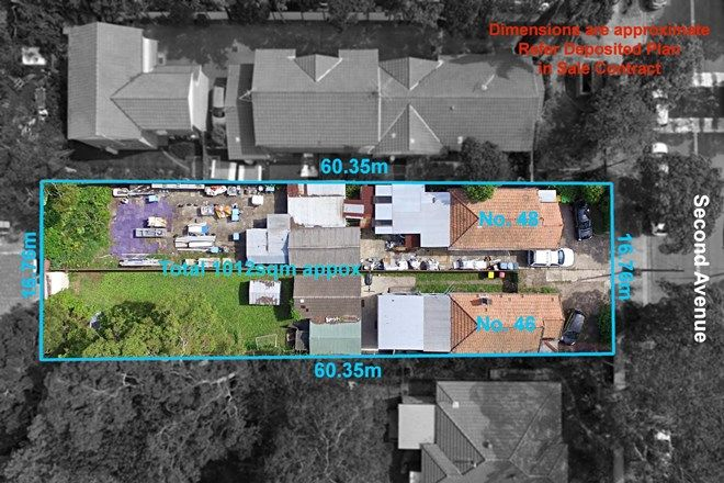 Picture of 46 - 48 Second Avenue, CAMPSIE NSW 2194