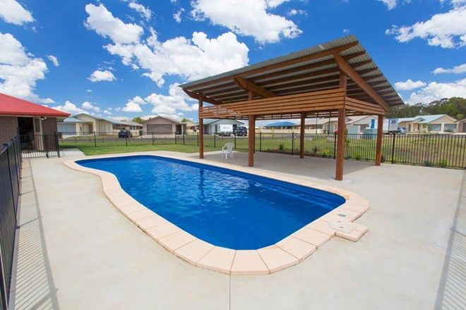 Picture of 44 Barber Street, CHINCHILLA QLD 4413