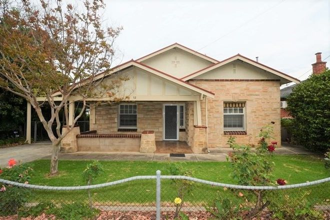 Picture of 12 Torrens Avenue, FULLARTON SA 5063