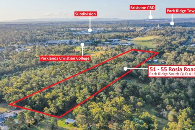 Picture of 51 Rosia Road, PARK RIDGE SOUTH QLD 4125