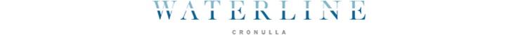 Branding for Waterline Cronulla