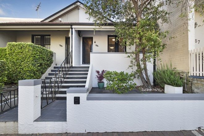 Picture of 55 Lombard Street, GLEBE NSW 2037