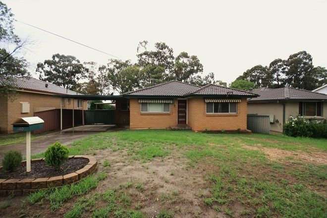 Picture of 40 Berallier Drive, CAMDEN SOUTH NSW 2570