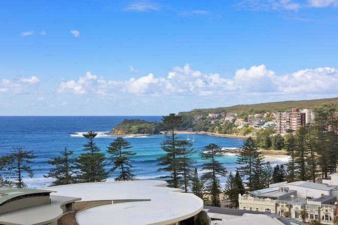 Picture of 815/22 Central Avenue, MANLY NSW 2095