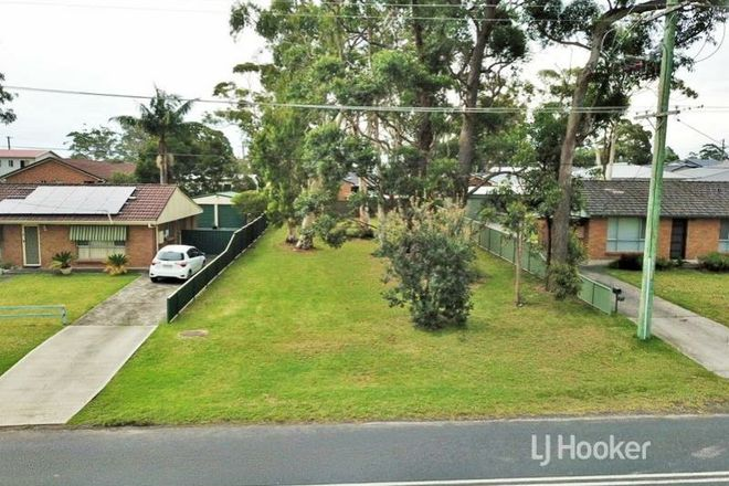 Picture of 93 Warrego Drive, SANCTUARY POINT NSW 2540