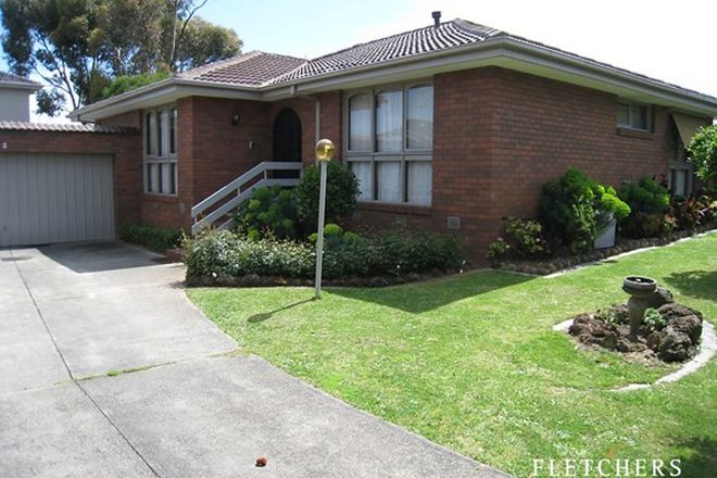 Picture of 2/43 Middleborough Road, BURWOOD VIC 3125