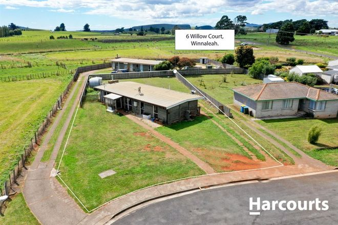 Picture of 6 Willow Court, WINNALEAH TAS 7265