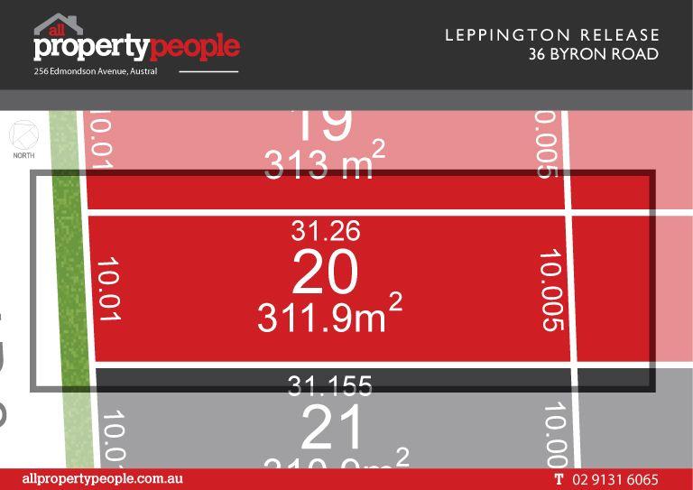 Lot 20/36 Byron Road, Leppington NSW 2179, Image 0