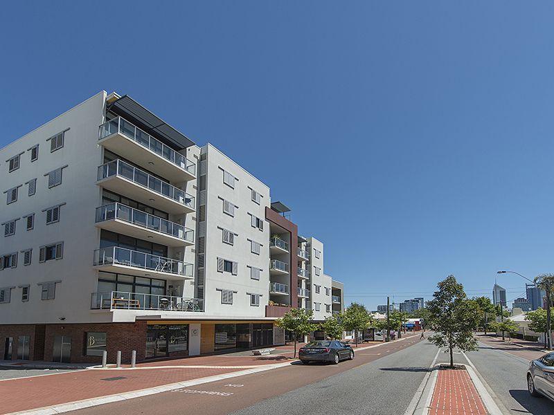 52/378 Beaufort Street, Perth WA 6000, Image 0