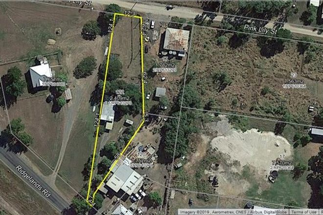 Picture of 122 RIDGELANDS ROAD, PINK LILY QLD 4702