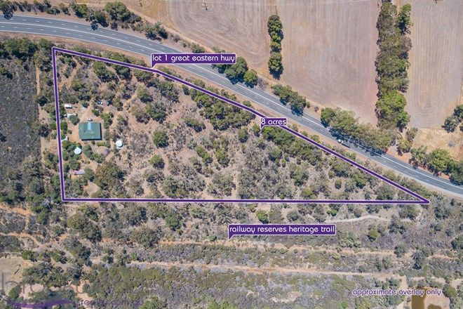 Picture of Lot 1 Great Eastern Highway, BEECHINA WA 6556
